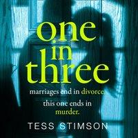 One in Three - Tess Stimson - audiobook