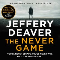 Never Game - Jeffery Deaver - audiobook