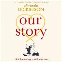 Our Story - Miranda Dickinson - audiobook