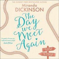 Day We Meet Again - Miranda Dickinson - audiobook