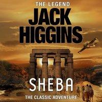Sheba - Jack Higgins - audiobook