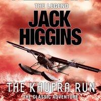 Khufra Run - Jack Higgins - audiobook