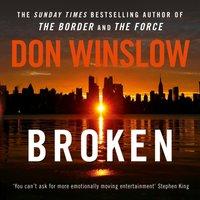 Broken - Don Winslow - audiobook