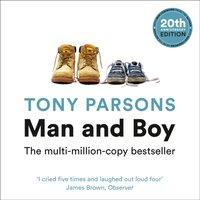 Man and Boy - Tony Parsons - audiobook