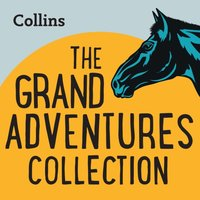 Collins - The Grand Adventures Collection: For ages 7-11 - Opracowanie zbiorowe - audiobook
