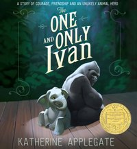 One and Only Ivan - Katherine Applegate - audiobook