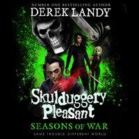 Seasons of War (Skulduggery Pleasant, Book 13) - Derek Landy - audiobook