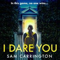 I Dare You - Sam Carrington - audiobook
