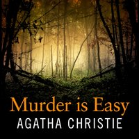 MURDER IS EASY - Agatha Christie - audiobook