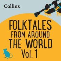 Collins - Folktales From Around the World Vol 1: For ages 7-11 - Opracowanie zbiorowe - audiobook