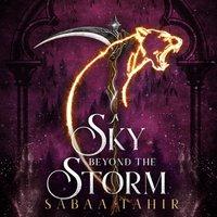 Sky Beyond the Storm (Ember Quartet, Book 4) - Sabaa Tahir - audiobook