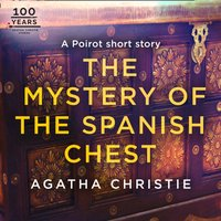 Mystery of the Spanish Chest - Agatha Christie - audiobook