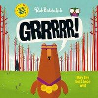Grrrrr! - Rob Biddulph - audiobook