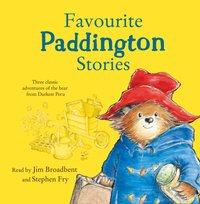 Favourite Paddington Stories: Paddington in the Garden, Paddington at the Carnival, Paddington and the Grand Tour (Paddington) - Michael Bond - audiobook