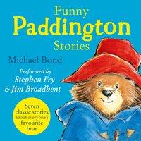 Funny Paddington Stories (Paddington) - Michael Bond - audiobook