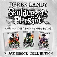 Skulduggery Pleasant: Audio Collection Books 4-6: The Death Bringer Trilogy: Dark Days, Mortal Coil, Death Bringer - Derek Landy - audiobook