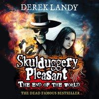 End of the World (Skulduggery Pleasant) - Derek Landy - audiobook
