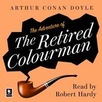 Adventure of the Retired Colourman: A Sherlock Holmes Adventure (Argo Classics) - Arthur Conan Doyle - audiobook