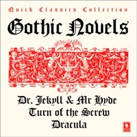 Quick Classics Collection: Gothic - Henry James - audiobook