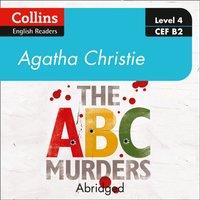 ABC murders: Level 4 - upper- intermediate (B2) (Collins Agatha Christie ELT Readers) - Agatha Christie - audiobook