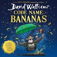Code Name Bananas - David Walliams - audiobook