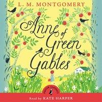 Anne of Green Gables - Kate Harper - audiobook