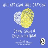 Will Grayson, Will Grayson - John Green - audiobook