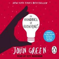 Abundance of Katherines - John Green - audiobook
