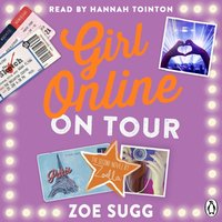 Girl Online: On Tour - Zoe Sugg - audiobook