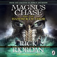 Magnus Chase and the Hammer of Thor (Book 2) - Rick Riordan - audiobook
