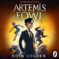 Artemis Fowl - Eoin Colfer - audiobook