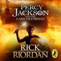 Percy Jackson and the Last Olympian (Book 5) - Rick Riordan - audiobook