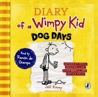 Dog Days (Diary of a Wimpy Kid book 4) - Jeff Kinney - audiobook