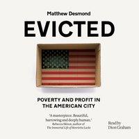Evicted - Matthew Desmond - audiobook