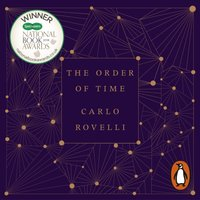 Order of Time - Carlo Rovelli - audiobook