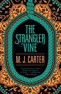 Strangler Vine - M. J. Carter - audiobook
