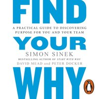 Find Your Why - Simon Sinek - audiobook