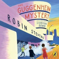 Guggenheim Mystery - Robin Stevens - audiobook