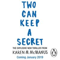 Two Can Keep a Secret - Karen McManus - audiobook