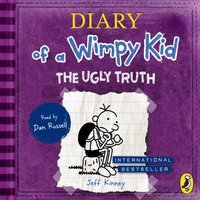 Diary of a Wimpy Kid: The Ugly Truth (Book 5) - Jeff Kinney - audiobook