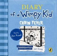 Diary of a Wimpy Kid: Cabin Fever (Book 6) - Jeff Kinney - audiobook