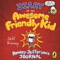 Diary of an Awesome Friendly Kid - Jeff Kinney - audiobook