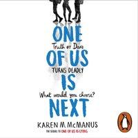 One Of Us Is Next - Karen McManus - audiobook