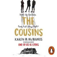 Cousins - Karen M. McManus - audiobook