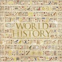 World History - Philip Parker - audiobook