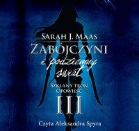 Zabójczyni i podziemny świat. Szklany tron. Opowieść III - Sarah J. Maas - audiobook