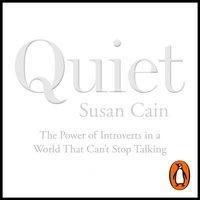 Quiet - Susan Cain - audiobook