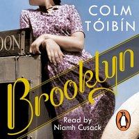 Brooklyn - Colm T ib n - audiobook