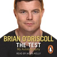Test - Brian O'Driscoll - audiobook