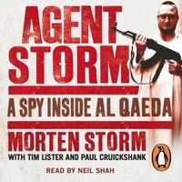 Agent Storm - Morten Storm - audiobook
